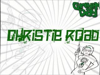 Green Day Lyrics - Christie Road