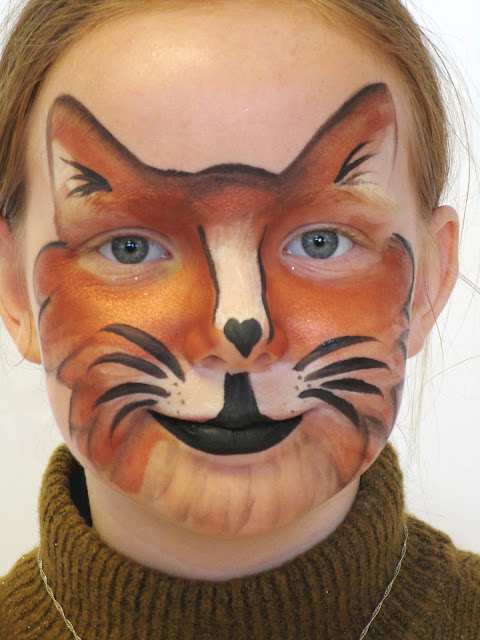 Face Paint Fox