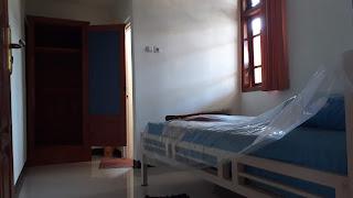 kamar tidur homestay