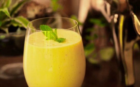 Receta de Pisco Sour de Mango