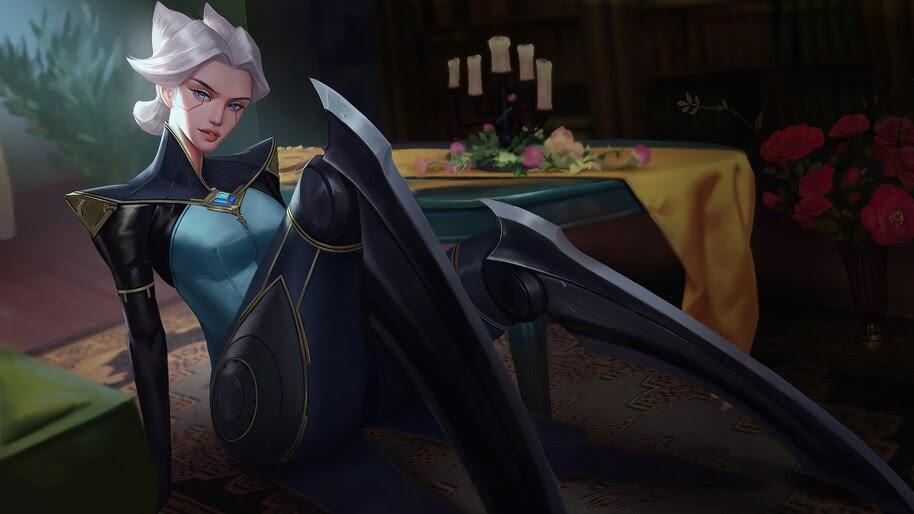 Camille, League of Legends, 4K, #7.2639