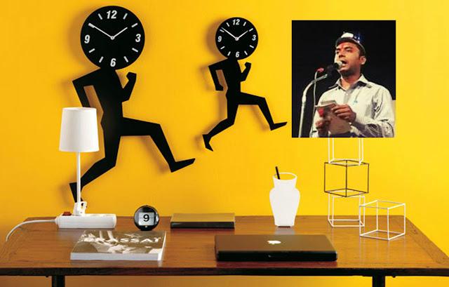 त्योंथ केर कविता 'समय-समय केर बात छै'