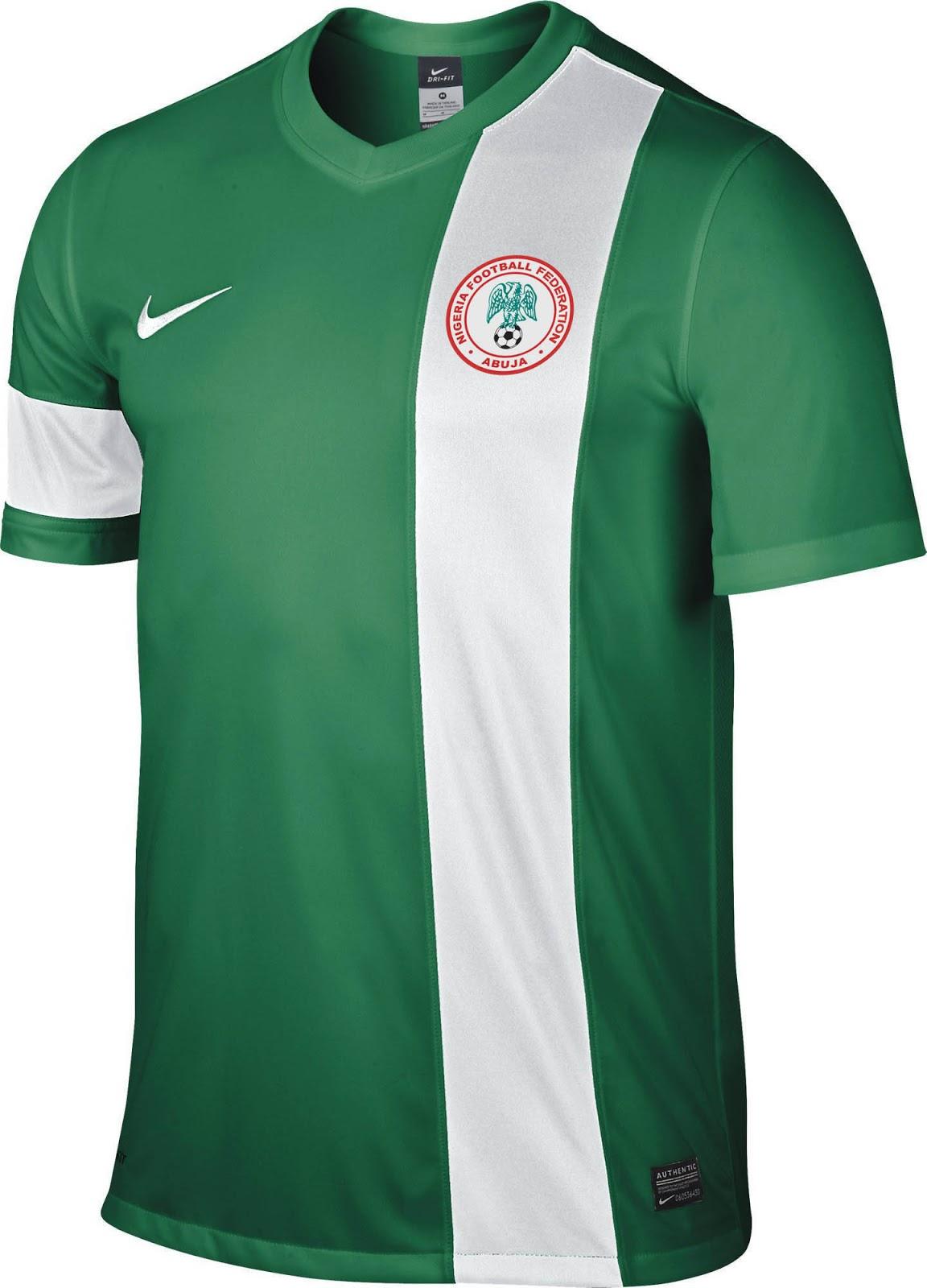 Nigeria Trikot