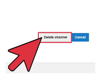 Cara Menghapus Channel Youtube Dari HP
