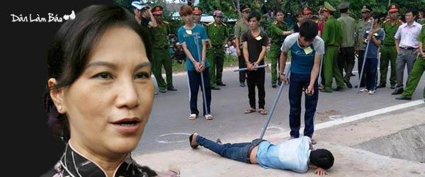 Bà Nguyễn Thị Kim Ngân không đủ tư cách để nói về dân chủ