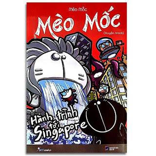 Sách - Mèo Mốc - Hành Trình Tới Singapore ebook PDF-EPUB-AWZ3-PRC-MOBI