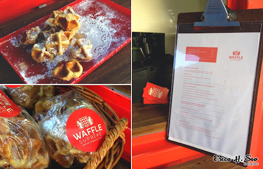 Waffle Supreme : Auckland CBD (Takeout)