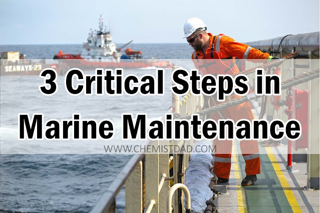 3 Critical Steps in Marine Maintenance