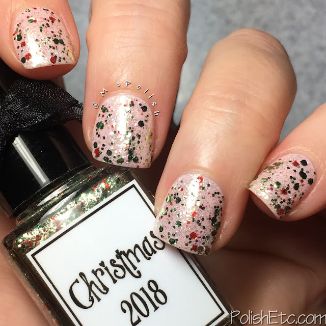 Whimsical Ideas by Pam - Holiday 2018 - McPolish - Christmas 2018