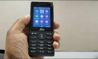 Jio phone lite