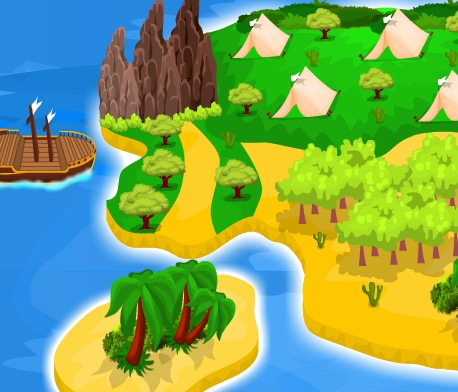 OleGames Pirates Island T…
