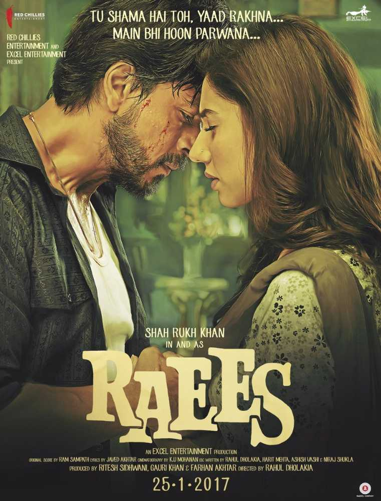 Raees (2017) HD Movie For Mobile