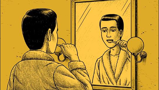 Hắc Ám Truyện #164: Đánh răng