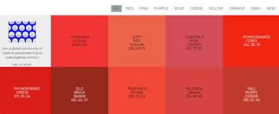 تناسق وتدرج ألوان فوتوشوب | لمصممين الجرافيك والدعاية والاعلان افضل المواقع للحصول على ألوان متناسقة وتدرجات لونية لتصميمك