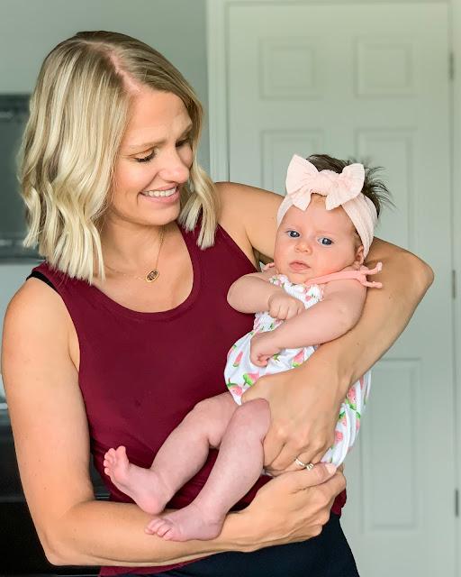 2 month baby update #babyupdate #babygirl
