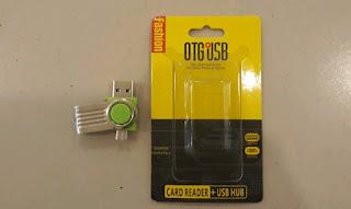 Cara Menggunakan USB OTG di Smartphone