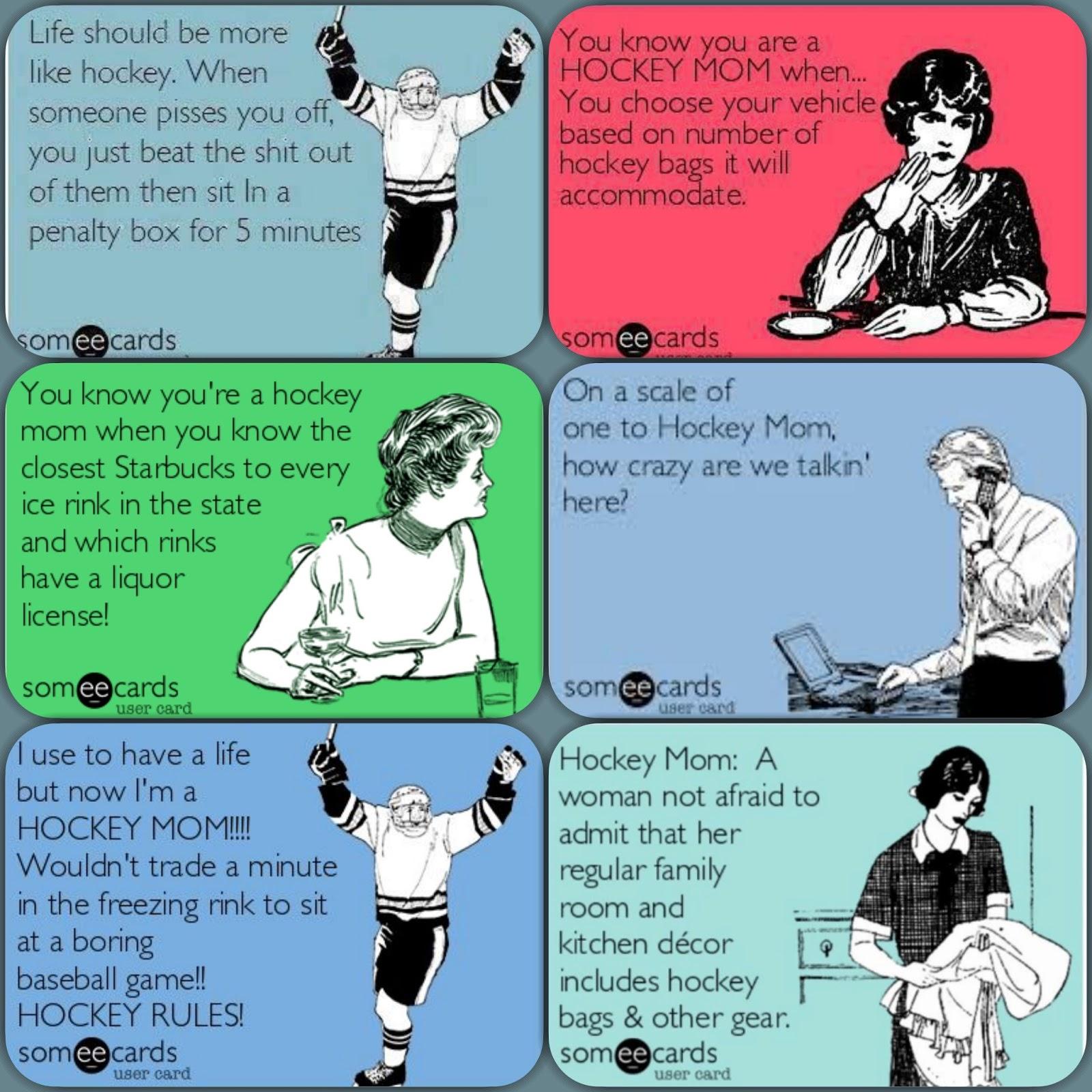Hockey%2BMom top ten thursday quotes and memes