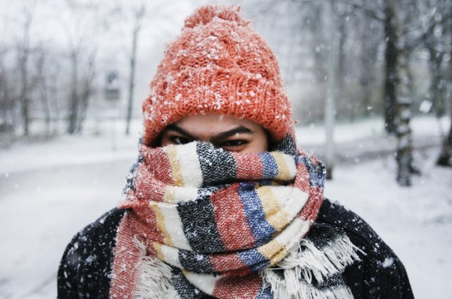 Bundle Up on Cold, Windy Days: Health Tip