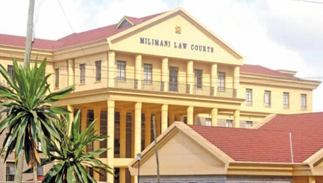Caroline Mutheu Mwakodi, 35 child upkeep case photo