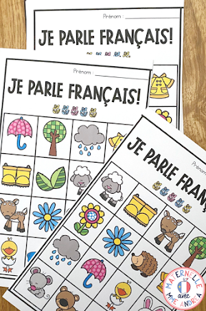 Looking for a fun way to encourage your French primary students to speak more French? This blog post explains how you can use behaviour bingo & fun stickers to get your students engaged and excited about practicing their second language!