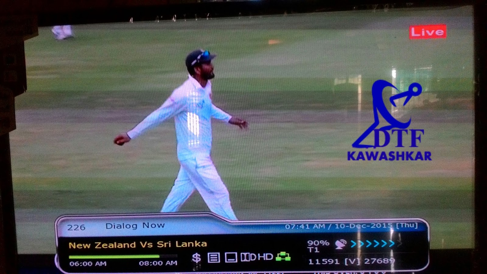 DIALOG NOW NEW CHANNEL LIVE TELECAST SL VS NZ CRICKET FREE