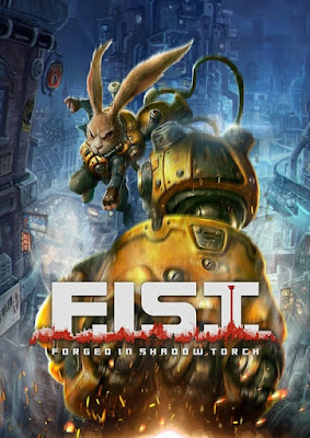 Capa do F.I.S.T.: Forged In Shadow Torch