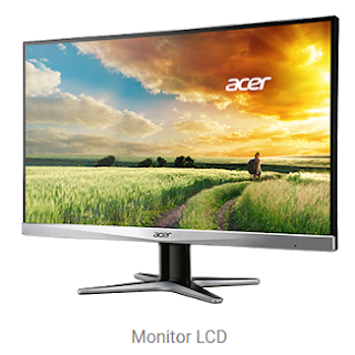 Pengertian Monitor Komputer