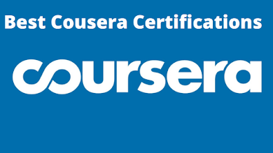 Top 10 Coursera Courses and Certification