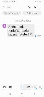 Auto tp telkomsel