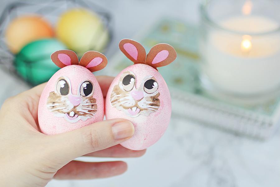 easter bunny diy