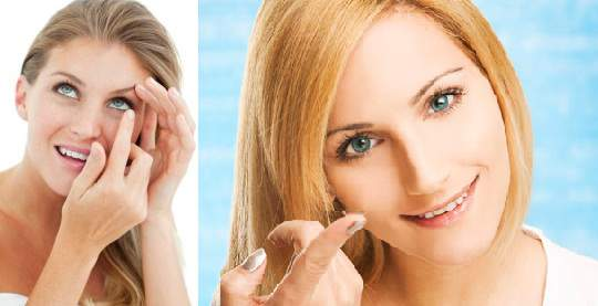 Using The Right Contact Lens Solutions Can Make All The Difference
