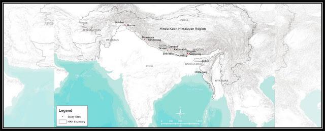 Himalayan Towns Like Darjeeling, Mussoorie & Kathmandu Fast Running Dry