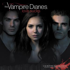 Poster da série The Vampire Diaries