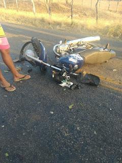 Grave acidente deixa pelo menos uma vítima fatal na RN-029, em Coronel Ezequiel