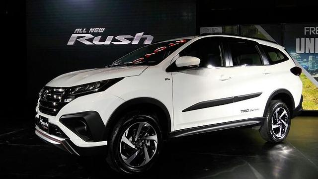 Review dan Harga Toyota Rush Terbaru