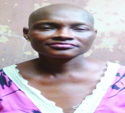 nigerian woman stage 4 breast cancer