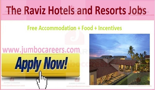 Free accommodation jobs in Kovalam,