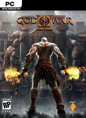 Capa do God of War 2