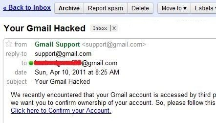 Fake e-Mail : Send e-Mail from Anyone's ID or Anonymously