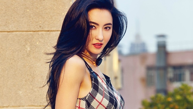 ảnh nóng Trương Bá Chi