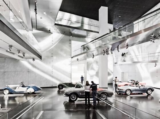 متحف بي إم دبليو(BMW Museume)