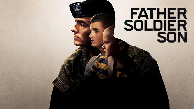 La familia del soldado (2020) Web-DL 720p Latino-Castellano-Ingles