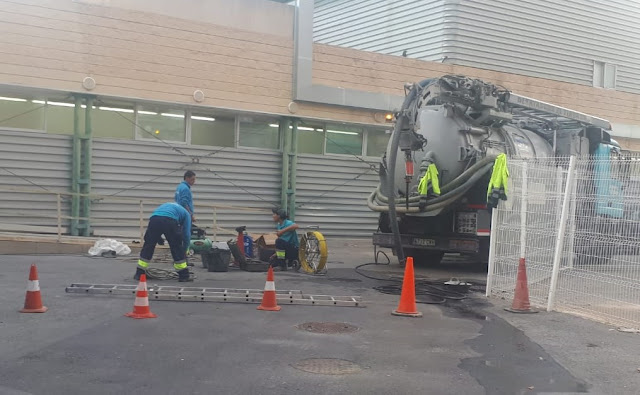 desatascos económicos tuberías Alicante