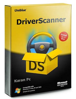 Uniblue DriverScanner 2012