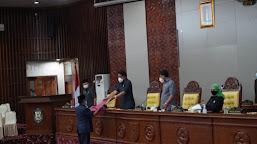 Raperda Adaptasi Kebiasaan Baru Dibahas DPRD Provinsi Lebih Lanjut