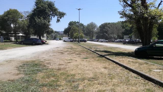 Parque de Estacionamento Automóveis