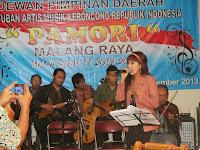 Daftar Grup Keroncong Anggota PAMORI Malang - Batu; Konsisten Melestarikan Musik Tradisional
