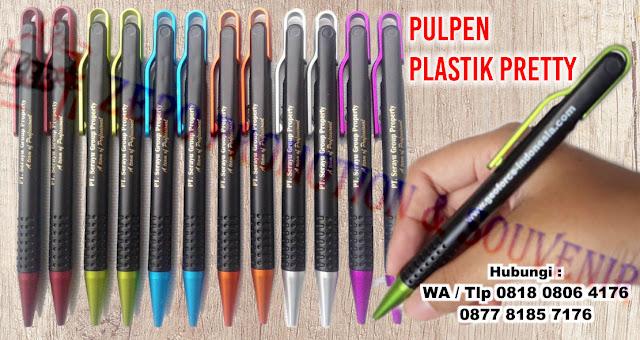 Pulpen Pretty, Ballpoint Prety Souvenir, Pena, PULPEN SOVENIR PROMOSI, BALLPOINT PRETTY, Pulpen 009