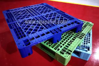 Pallet Plastik Racking Murah Rajapallet VS Pallet Racking Merk Lain