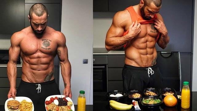 اهم ثلاث وجبات في اليوم,musculation,بناء الاجسام